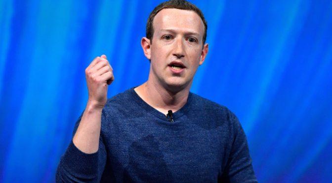 Mark Zuckerberg defiende la decisión de no censurar a Donald Trump en Facebook