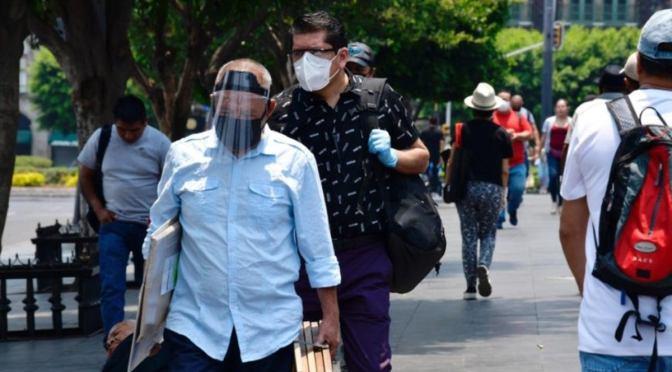 Aguascalientes reporta 52 nuevos contagios por la pandemia
