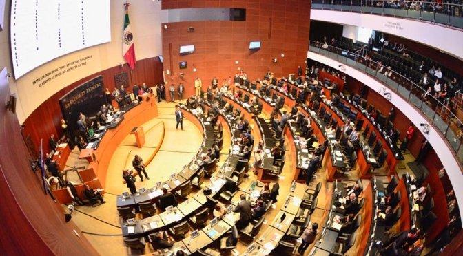 Senado aprobó cinco leyes secundarias para dar al TMEC