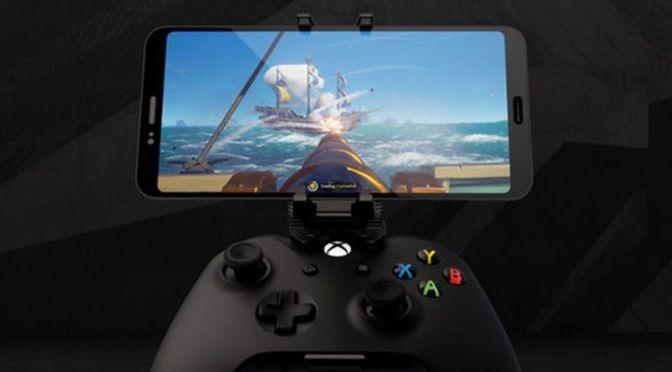 Desde septiembre tendrás en el celular todos los juegos de tu Xbox