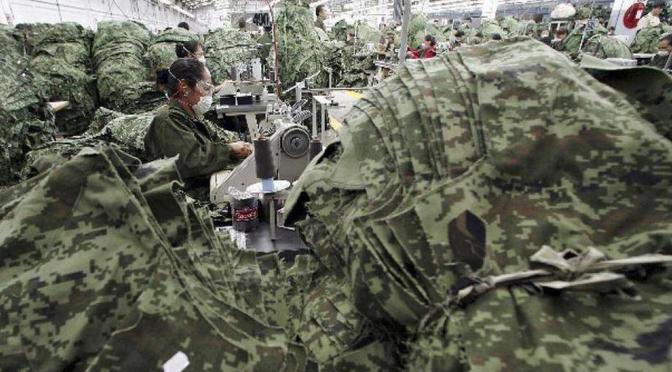 Sedena por uniformes de talla mundial / Análisis de Julio Pilotzi