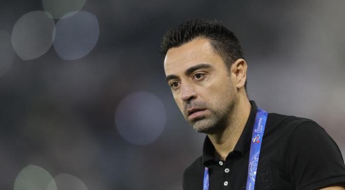 Xavi da positivo por COVID-19 antes de la reanudación de la liga de Qatar