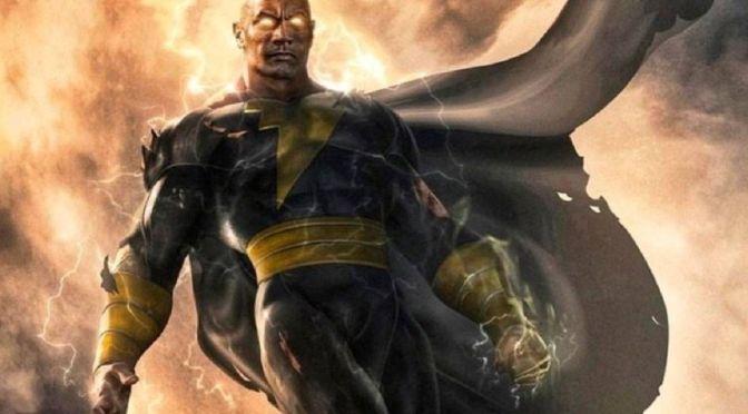 Black Adam: la película de La Roca confirma la aparición de otro héroe de DC