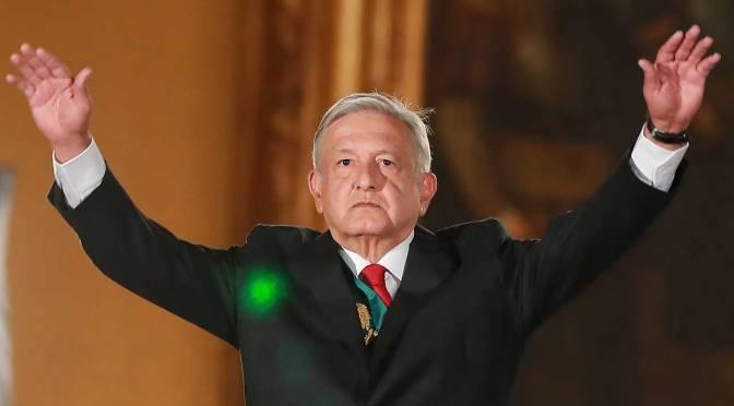 Este mes empezamos a recuperarnos en lo económico: López Obrador