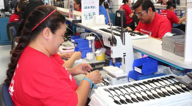 Empleo en industria manufacturera desciende 5.8% en mayo; es su peor caída desde 2009