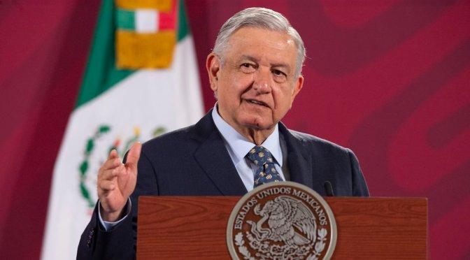 López Obrador da negativo a prueba de COVID-19, previo a viaje a EU
