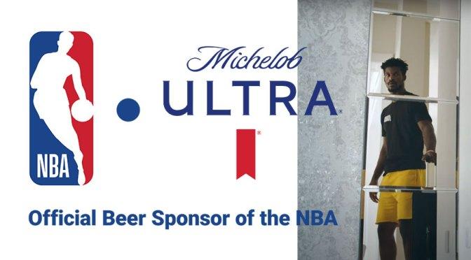 Michelob Ultra sustituye a Budweiser y se convierte en la nueva cerveza de la NBA