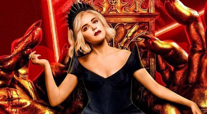 Netflix anuncia la cancelación de Chilling Adventures of Sabrina