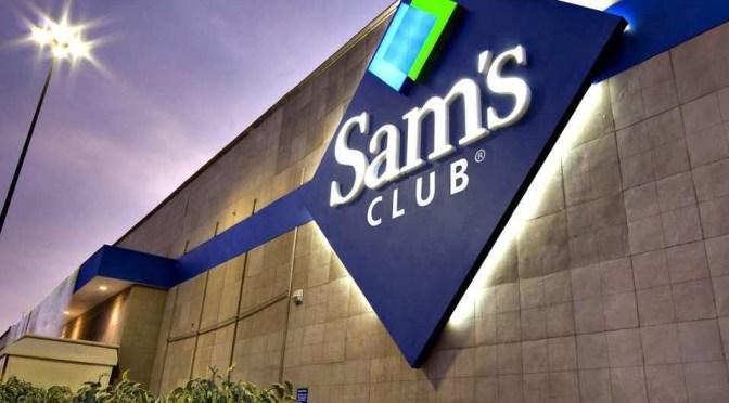 Sam's Club lanza Sam's a Domicilio: recibe tus compras en casa