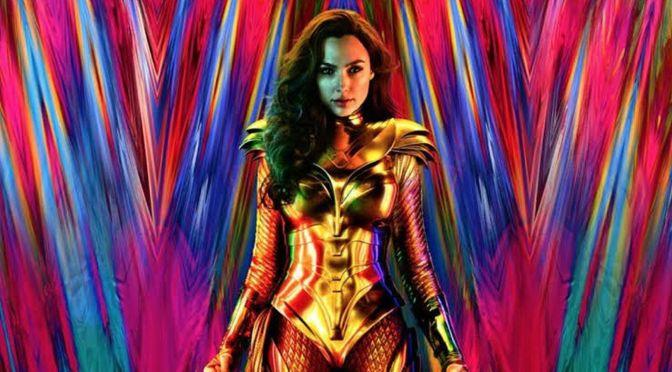 Revelan nuevas imágenes de Wonder Woman 1984