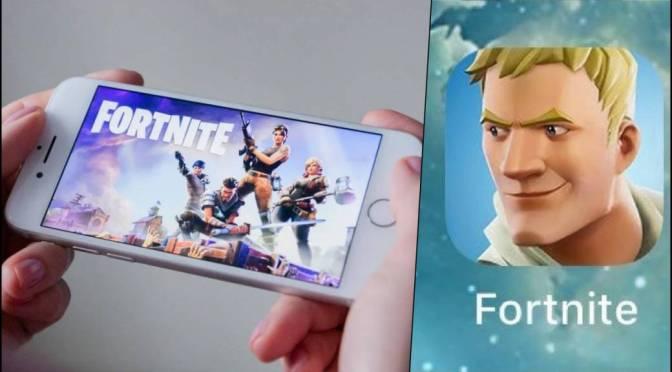 Iphones con Fortnite instalado se venden hasta en 10 mil dólares