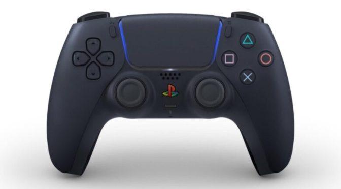Se habría filtrado una versión negra del DualSense para PS5