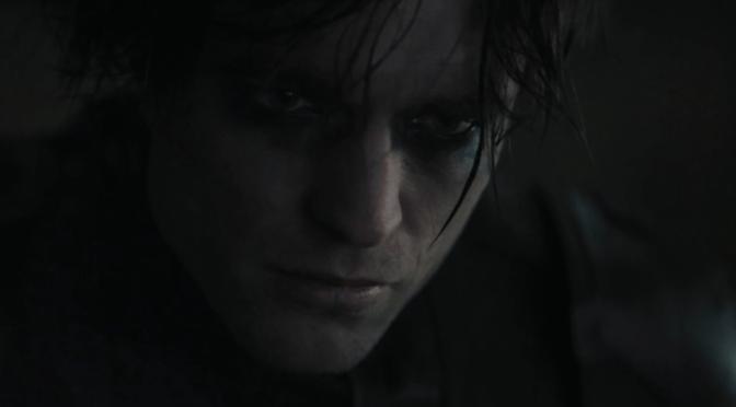 Robert Pattinson es un oscuro Bruce Wayne en las primeras imágenes de The Batman
