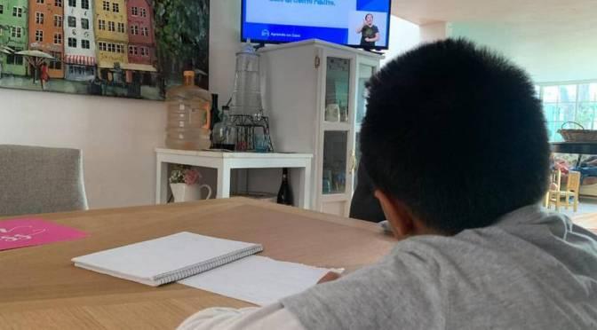 Estudiantes de clases a distancia podrán aclarar dudas en centro telefónico de la SEP