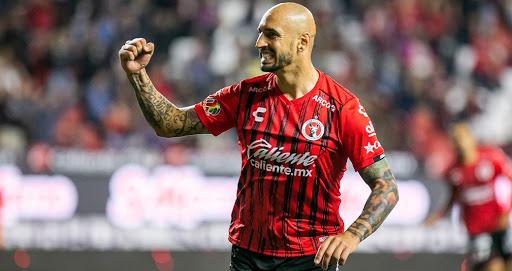 El goleador argentino Ariel Nahuelpán deja al Tijuana