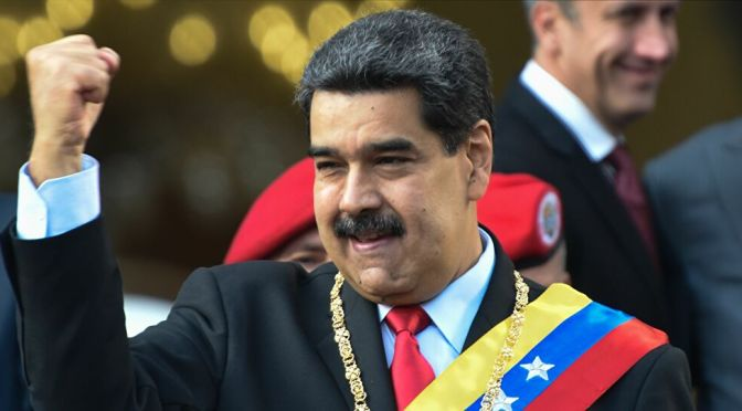 Maduro ha cometido 'crímenes de lesa humanidad', afirma misión de la ONU