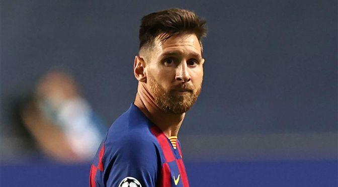 Messi responde a LaLiga sobre cláusula de 700 millones de euros