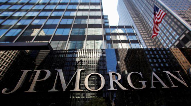JPMorgan pagará casi mil millones de dólares para cerrar un caso de manipulación de mercados