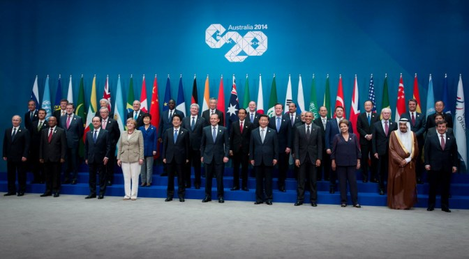 El G-20 explora enfoque estructural para impulsar financiamiento de países en desarrollo
