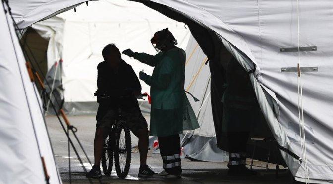 Repunta casos diarios de coronavirus en Alemania