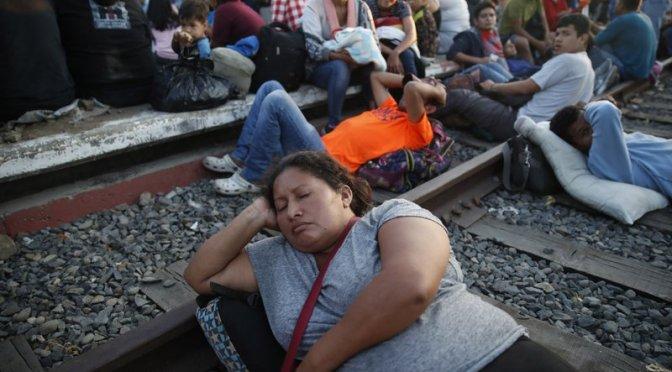 CNDH culpa a gobierno por migrante muerta por COVID