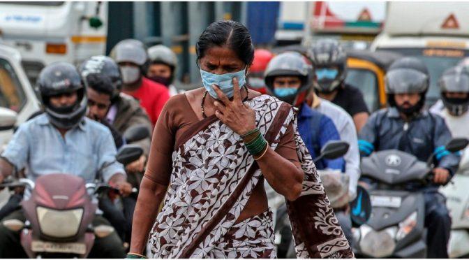 India supera a Brasil y es el segundo lugar en casos confirmados de COVID-19 en el mundo