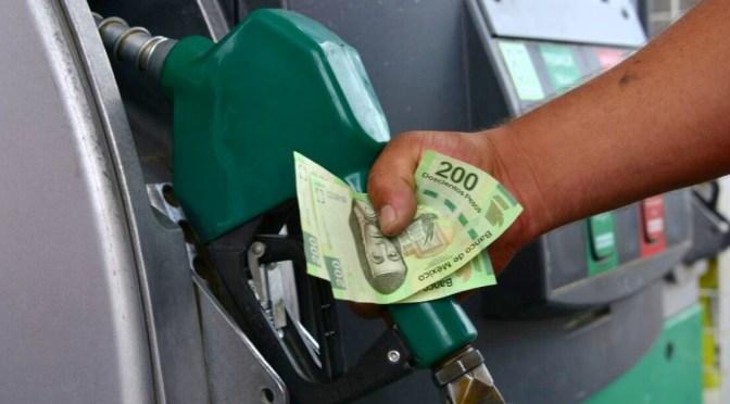 Gasolinas Magna, Premium y diésel darán el 'Grito' sin estímulo fiscal