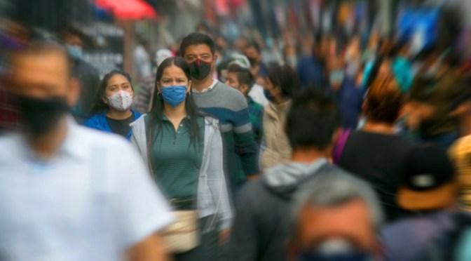 México sobrepasa los 600,000 casos de coronavirus