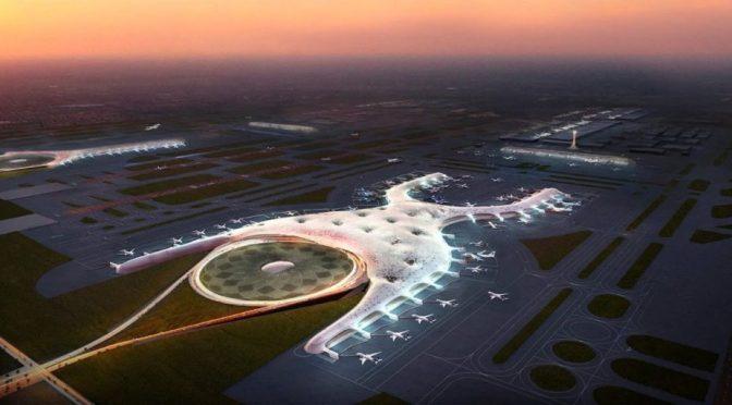 Aeropuerto de Santa Lucía recibirá 297% más presupuesto en 2021, según Paquete Económico
