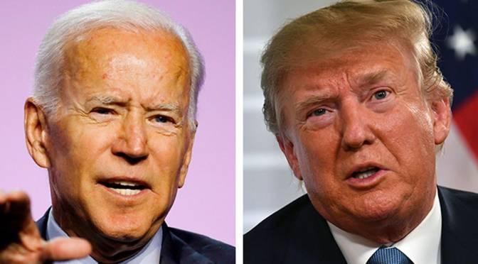 Lo que se espera rumbo al primer debate presidencial entre Donald Trump y Joe Biden