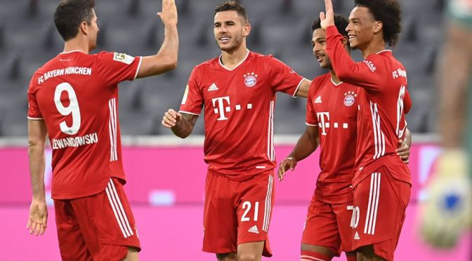 800 aficionados devuelven boletos para partido de Bayer Múnich