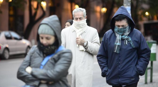 Activan Alerta Amarilla por frío en 7 alcaldías de la Ciudad de México