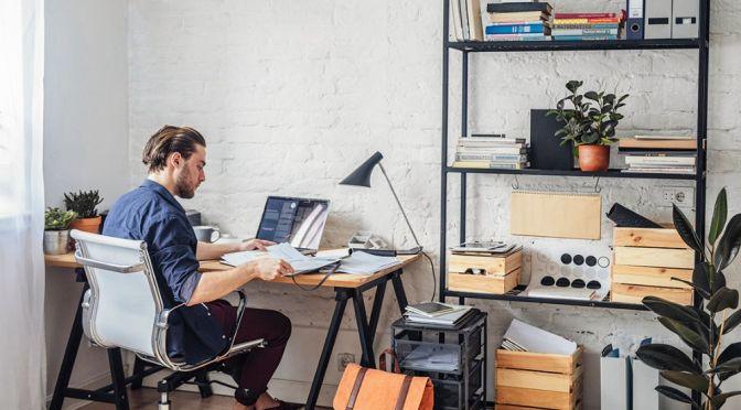 El 52% de los empleados quiere trabajar en casa, señala estudio