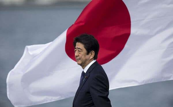 ¡Adiós, Shinzo Abe!
