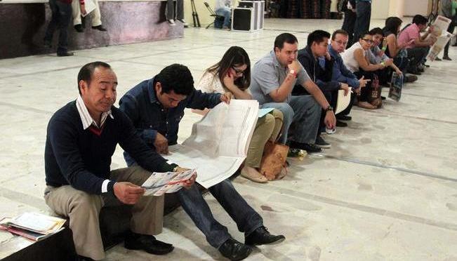 """Crisis de """"inactividad laboral"""" complicará la recuperación: OIT"""