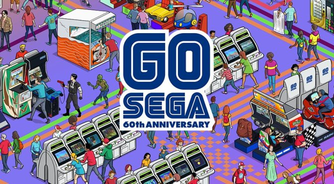 SEGA celebra su 60 aniversario regalando juegos