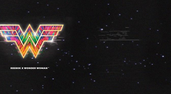Reebok lanza su colección x WONDER WOMAN™ 1984