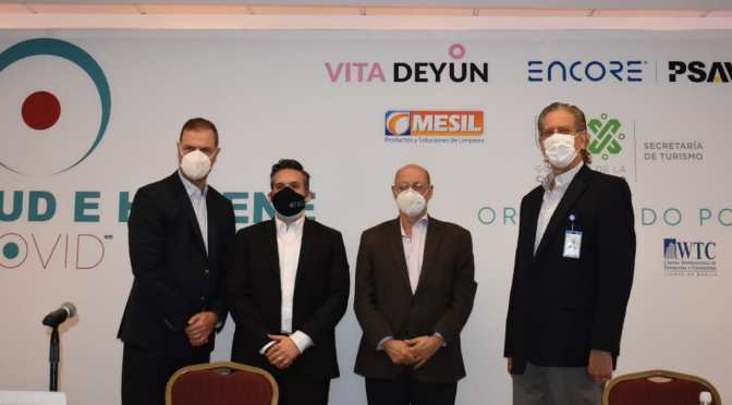 En noviembre se llevará a cabo Expo Salud e Higiene Covid
