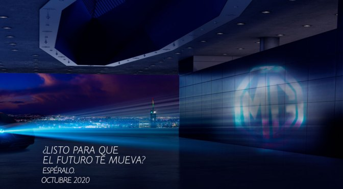 MG Motor prepara su llegada a México