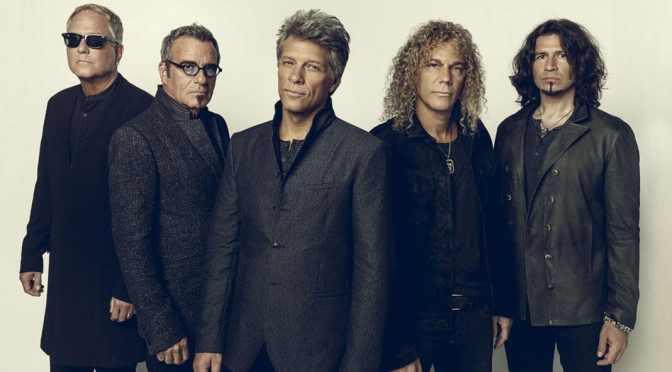"""Álbum de Bon Jovi """"2020"""" hace """"preguntas"""" sobre pandemia, raza, policía"""