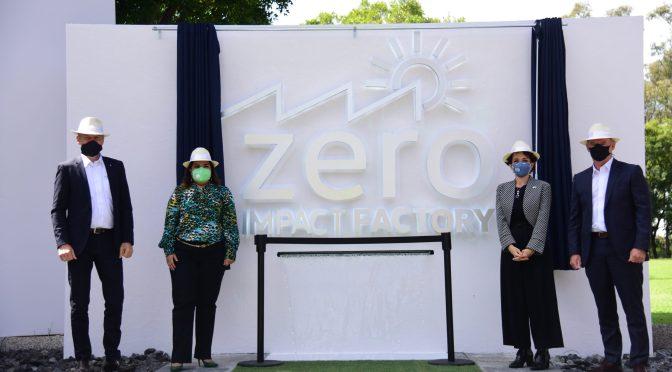 Volkswagen de México establece como meta de la producción neutral en carbono hacia el 2030
