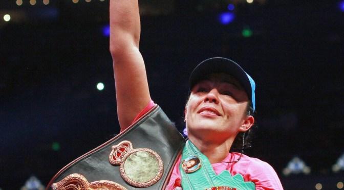 Jackie Nava se medirá ante Marisol Corona en la que podría ser su última pelea