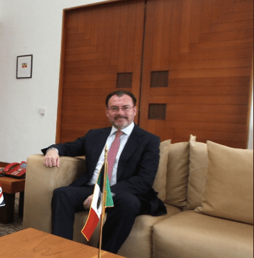 FGR solicita orden de aprehensión contra Luis Videgaray, pero juez la niega