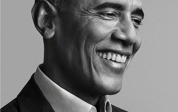 """Lanzamiento mundial """"Una tierra prometida"""" de Barack Obama"""