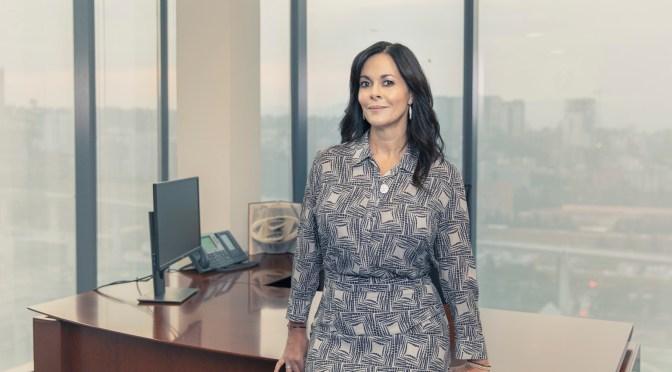 Claudia Márquez cumple un año al frente de Hyundai Motor de México