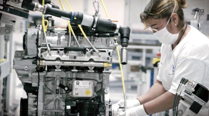 Volkswagen de México producirá un nuevo motor en su planta de Guanajuato