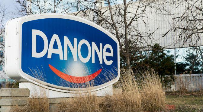 Danone planea reducir costos durante los próximos tres años
