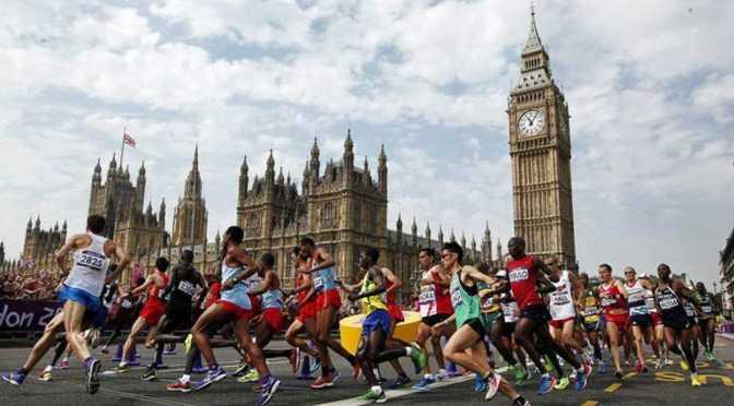 Maratón de Londres prevé 100,000 corredores este año pese a Covid-19