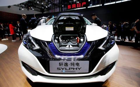 Nissan acelera el lanzamiento de vehículo eléctricos en China