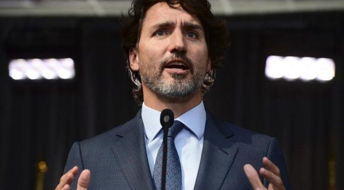 Medidas de transparencia de la Unión Europea no afectarán las entregas de vacunas: Trudeau